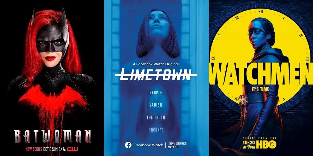 """""""Batwoman"""", """"Watchmen"""" ve Diğerleri: Karşınızda Ekim Dizileri"""
