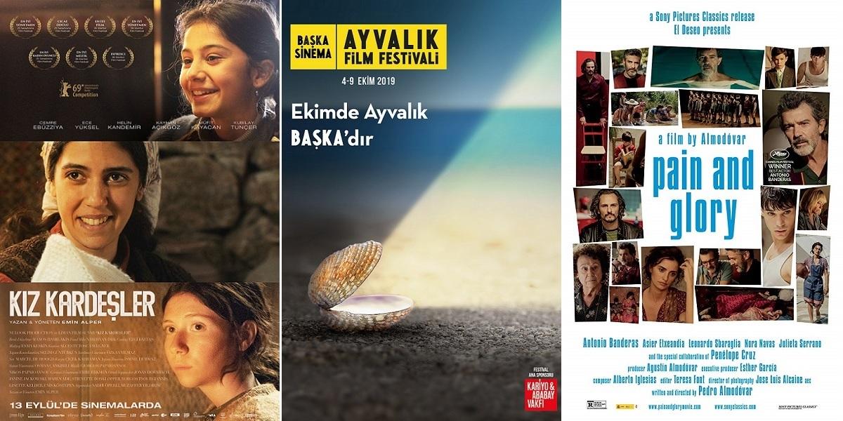 Başka Sinema Ayvalık Film Festivali, 4 Ekim'de Başlıyor