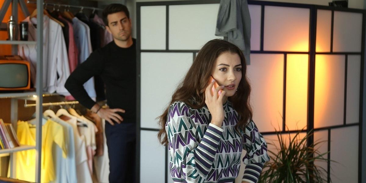 """""""Afili Aşk"""" 20. Bölüm: Kerem ile Ayşe'nin Kaderi, Ceyda'nın İki Dudağı Arasında"""
