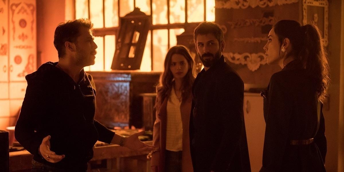 """Yeni Dizi """"Ferhat ile Şirin"""", Ekran Macerasına Bu Akşam Başlıyor"""