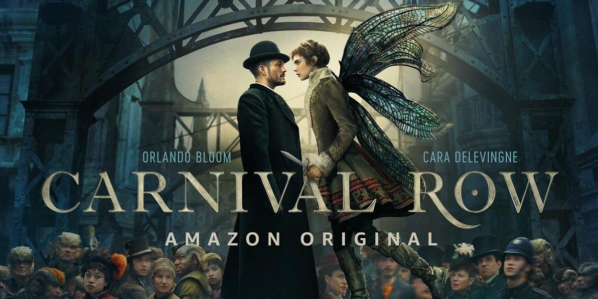 """""""Carnival Row""""a Dair: Noir ve Gotik Bir Steampunk Dünyası I Yakup Can Yargıç"""