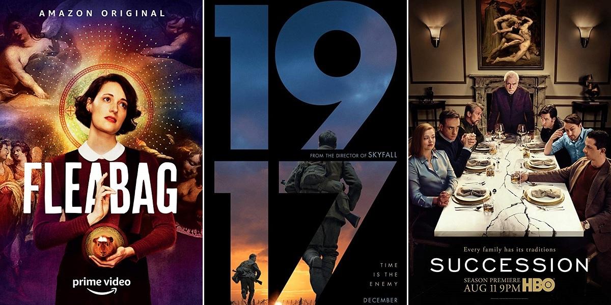 """77. Altın Küre Ödülleri: Kazanan """"1917"""", """"Succession"""" ve """"Fleabag"""""""