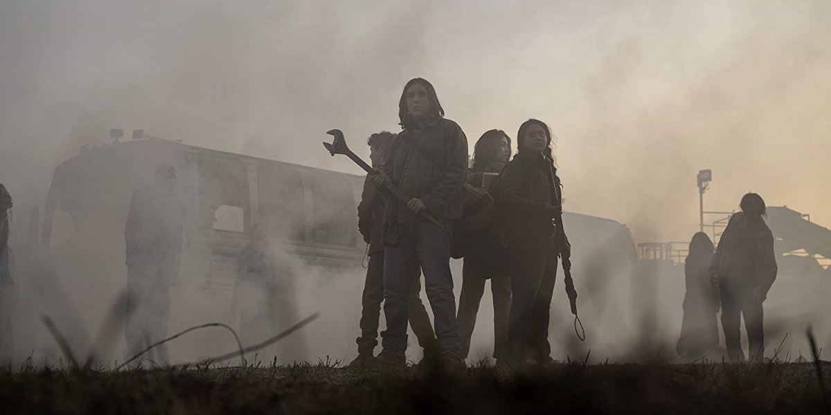 """The Walking Dead: World Beyond"", 12 Nisan'da Başlıyor"