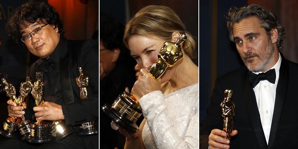 """92. Oscar Ödülleri: """"Parazit"""" Tarih Yazdı"""