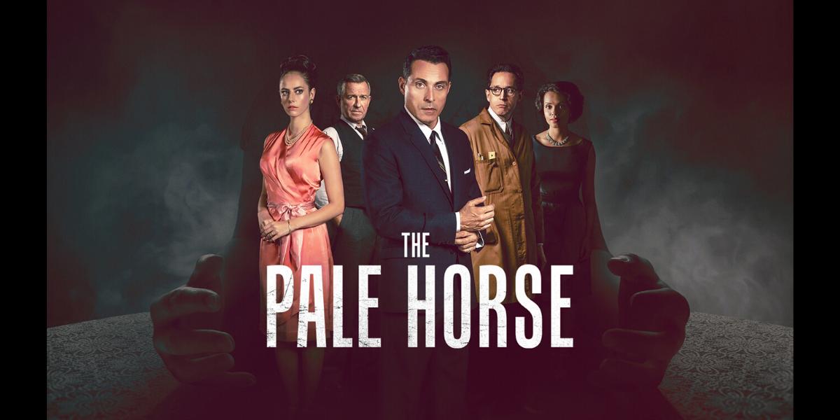 """BluTV'nin Agatha Christie Uyarlamaları Seçkisi """"The Pale Horse"""" ile Genişliyor"""