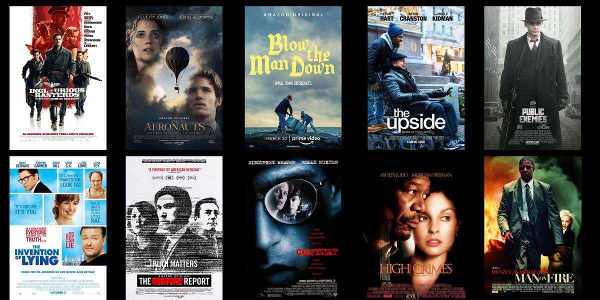 Amazon Prime'da İzleyebileceğiniz Birbirinden Güzel 10 Film
