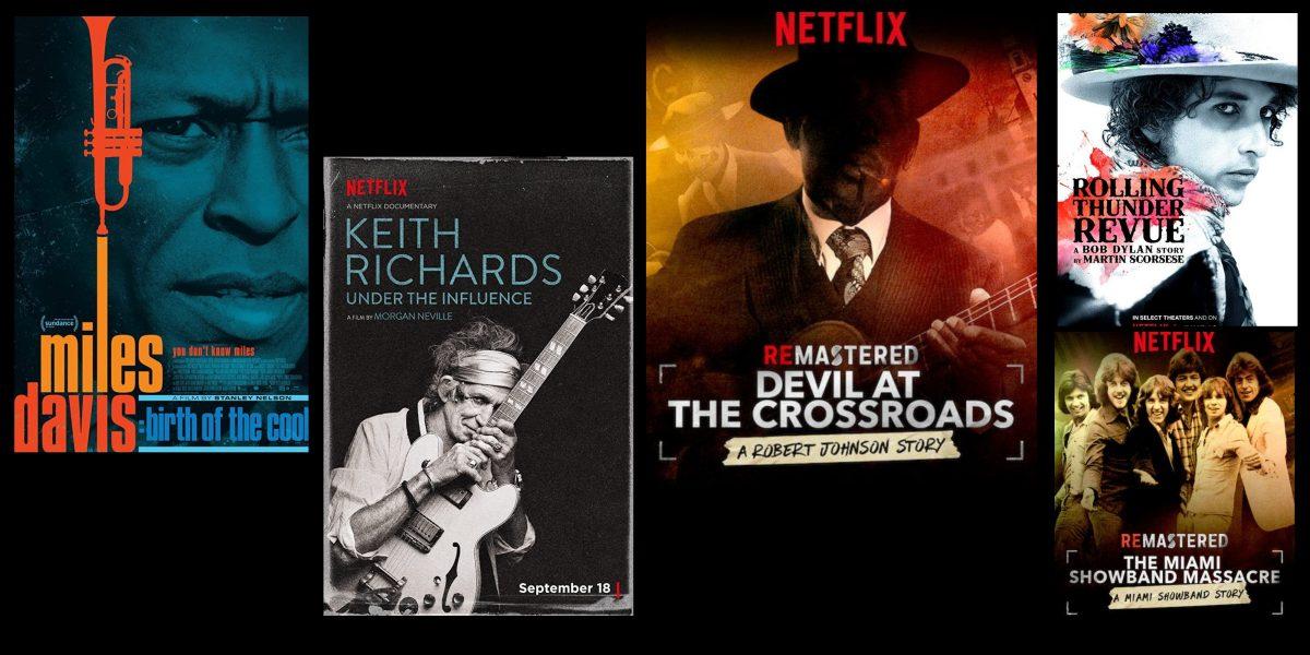 Netflix'ten 5 Şahane Müzik Belgeseli