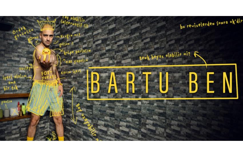 "Tamamen Ters Köşe: ""Bartu Ben"" | Levent Tanıl"