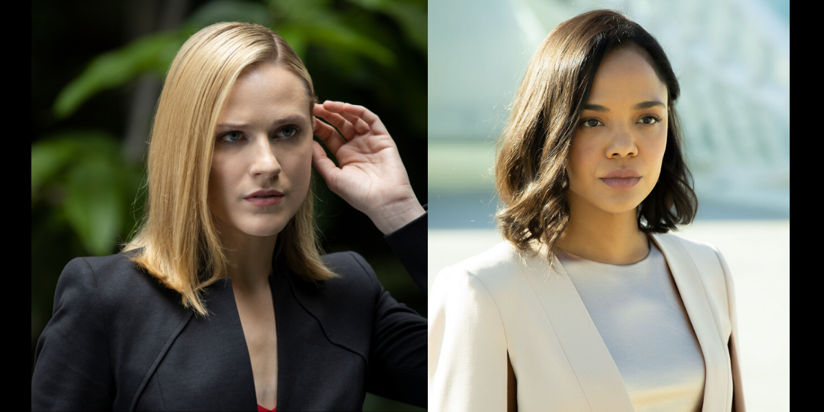 Röportaj: Evan Rachel Wood & Tessa Thompson