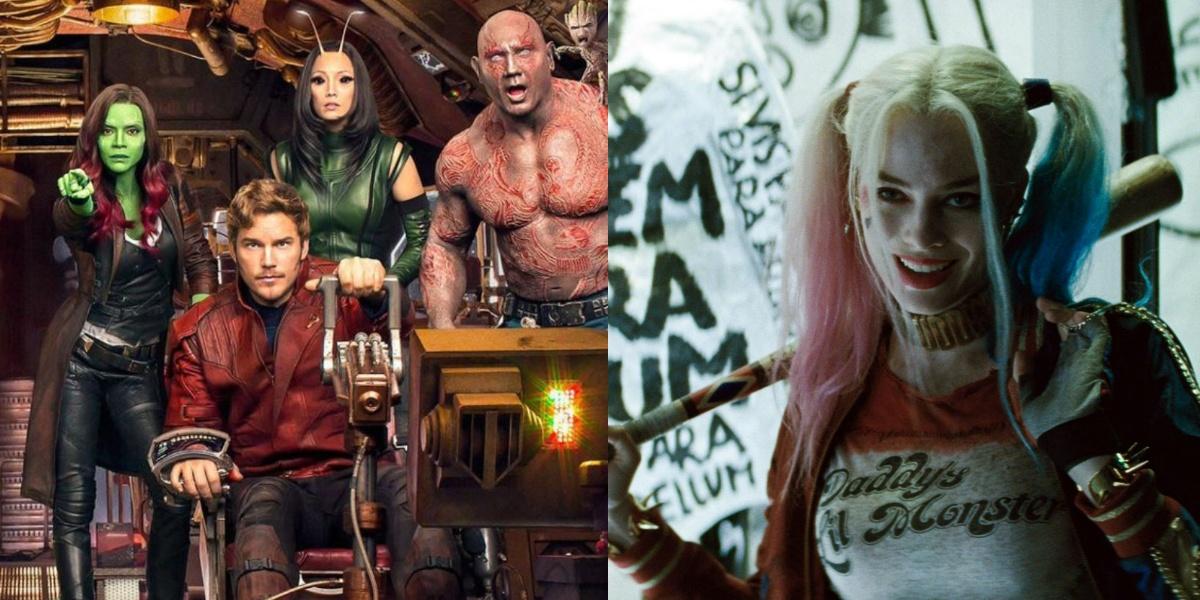 'Guardians of the Galaxy 3' ve 'The Suicide Squad'ın Kaderi Belli Oldu