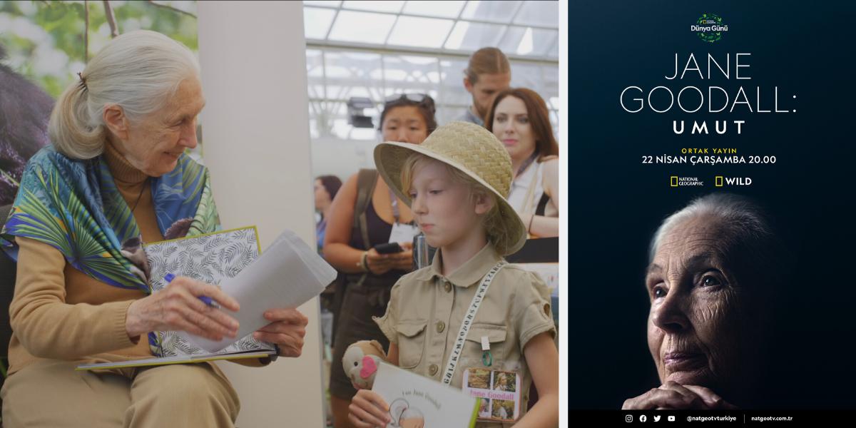 """Jane Goodall: """"Her Gün Yapacağımız Ufak Ahlaki Seçimler Dünyayı Değiştirmeye Yeter"""""""