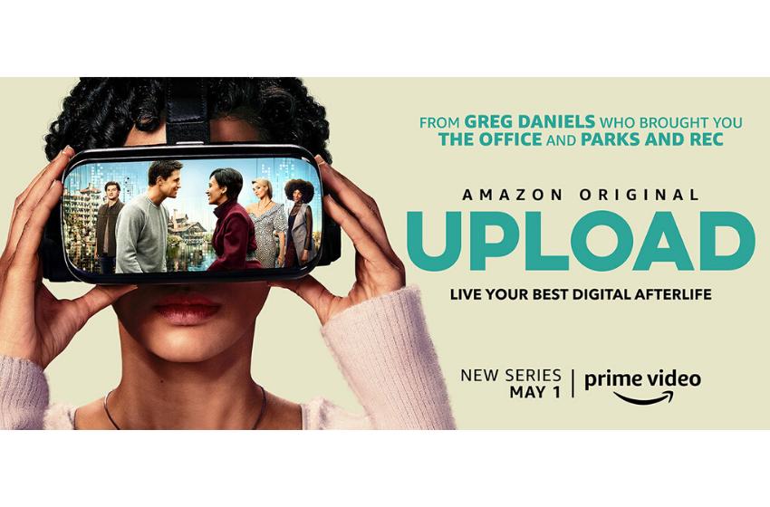 Upload Dizisi Amazon'dan 2. Sezon Onayını Aldı