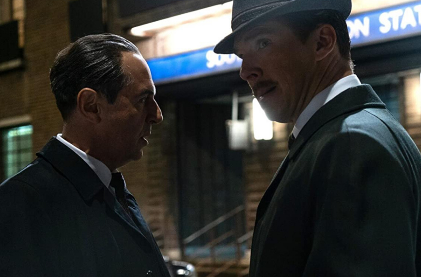 Benedict Cumberbatch'in Yeni Filminin Adı Değişti