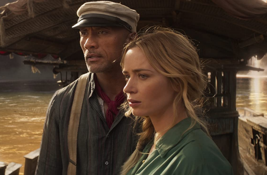 """Ball and Chain"" ve Süpergüçlere Sahip Bir Çift: Dwayne Johnson ve Emily Blunt"