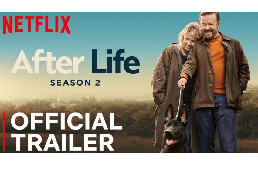 """""""After Life"""" Üçüncü Sezon Onayını Aldı"""