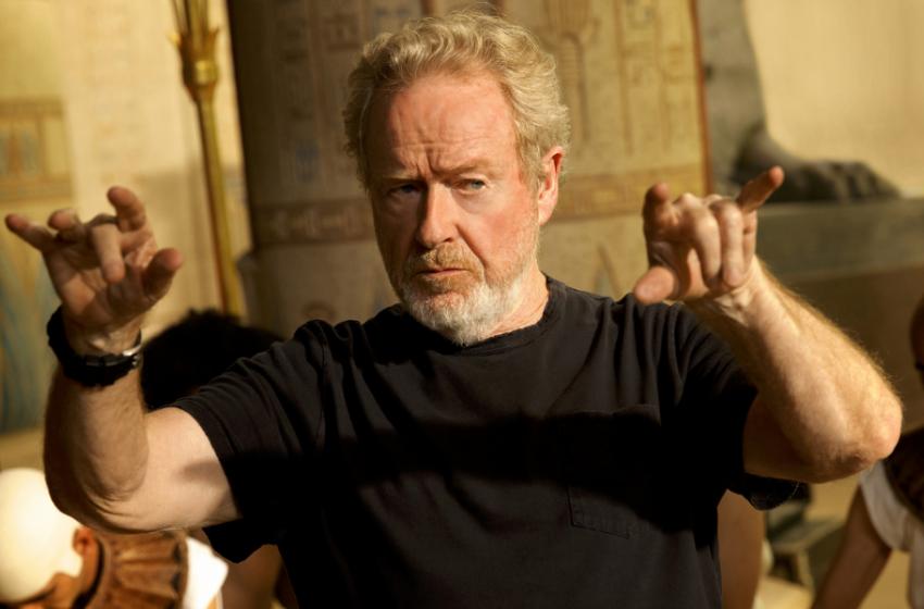 Ridley Scott Apple TV Plus'la Anlaşma İmzaladı