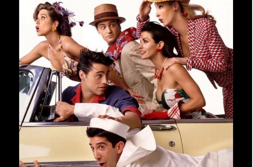 """Friends Dizisinin """"Reunion"""" Bölümünün Çekimleri Yaz Sonu Başlayabilir"""