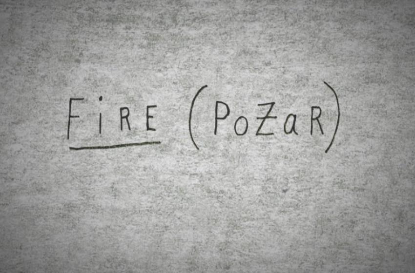 David Lynch, Kısa Animasyon Filmi 'Fire'ı Online Olarak İzleyicilere Sundu