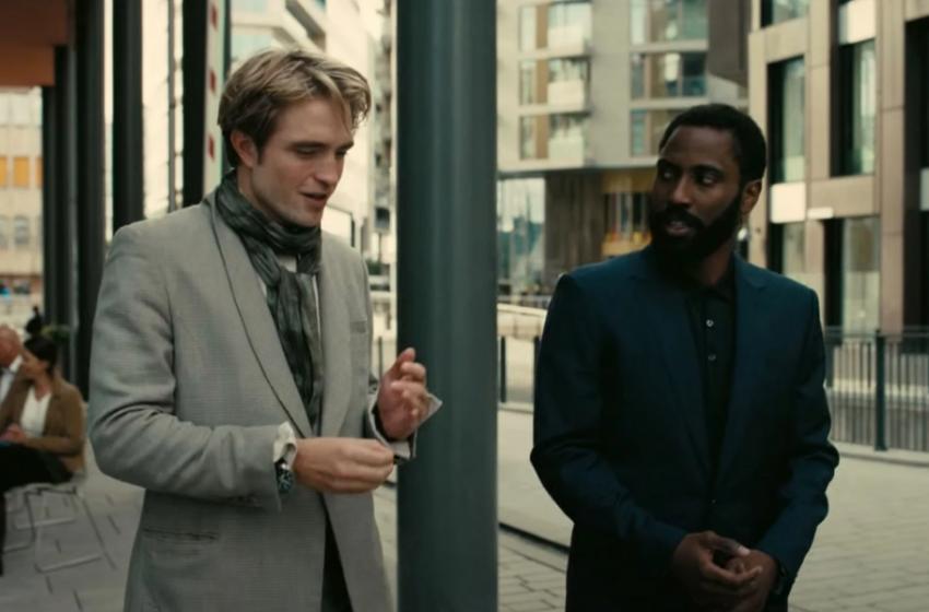 Christopher Nolan İmzalı Tenet Filminden Yeni Fragman Geldi