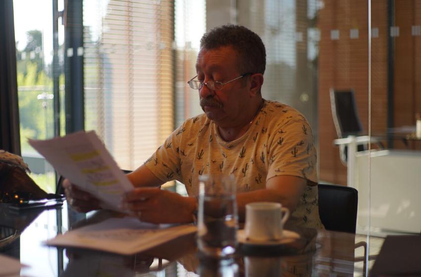 Erkan Can, Ercüment Çözer Dizisine Katıldı