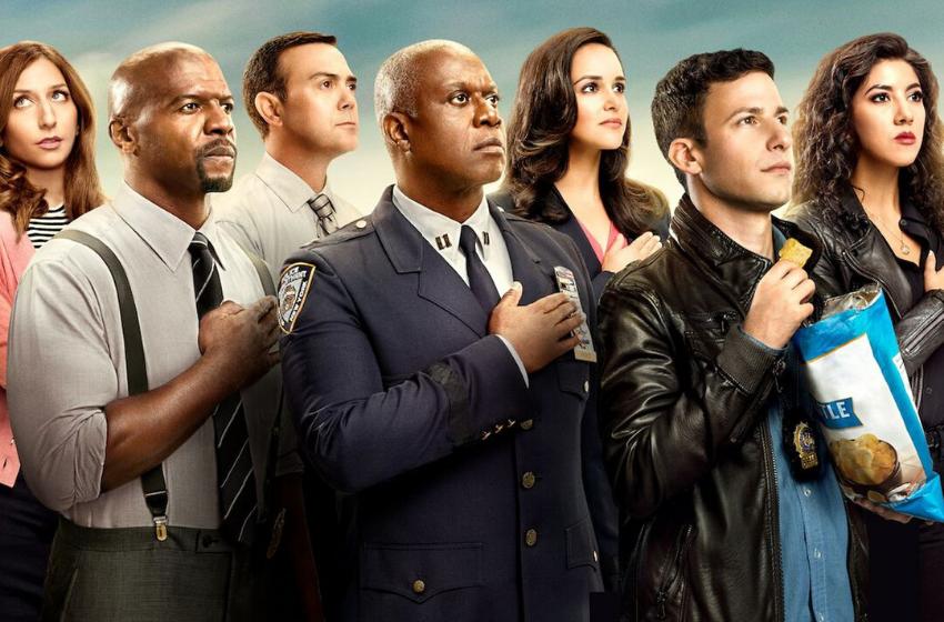 Brooklyn Nine-Nine'ın sekizinci sezonu