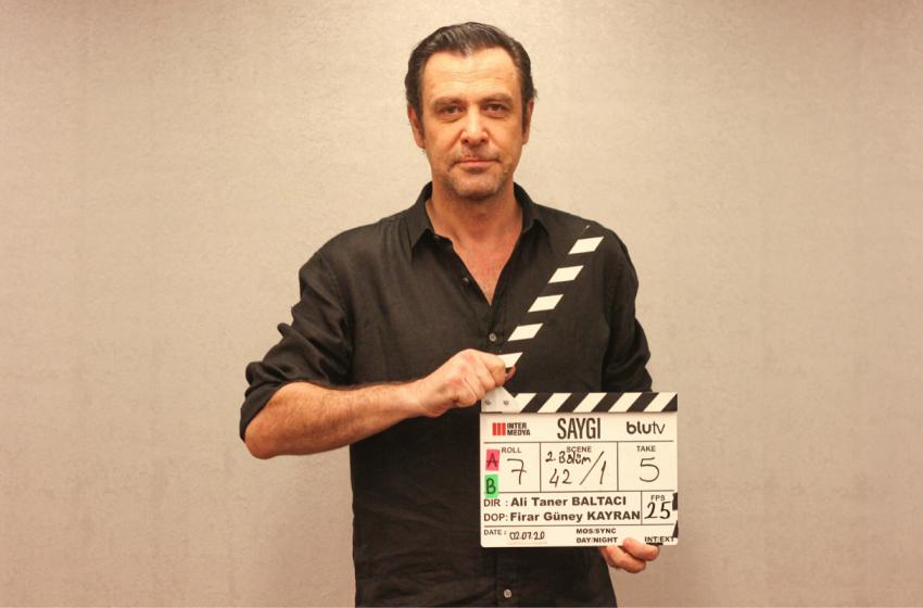 BluTV'nin Yeni Projesi 'Saygı – Bir Ercüment Çözer Dizisi' Çekimlerine Başladı