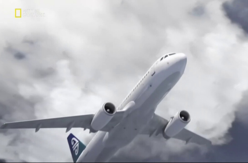 Uçak Kazası Raporu