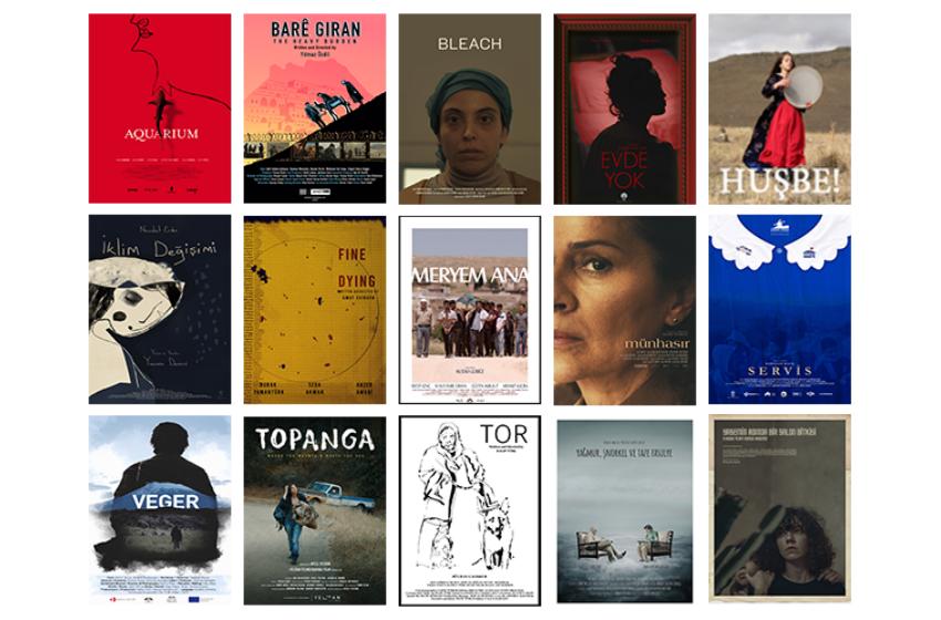Ankara Uluslararası Film Festivali'nde 15 Kısa Film Yarışacak