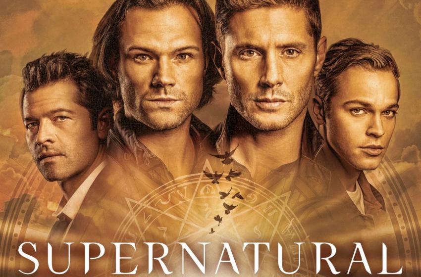 Supernatural Merakla Beklenen Final Sezonuyla Geri Dönüyor