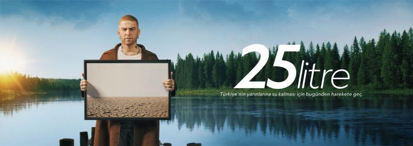 '25 Litre: Suyun Peşinde'  National Geographic Ekranlarında