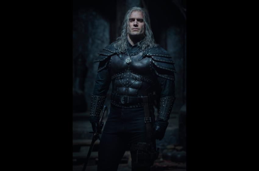 The Witcher'ın 2. Sezonundan Henry Cavill Fotoğrafları Paylaşıldı