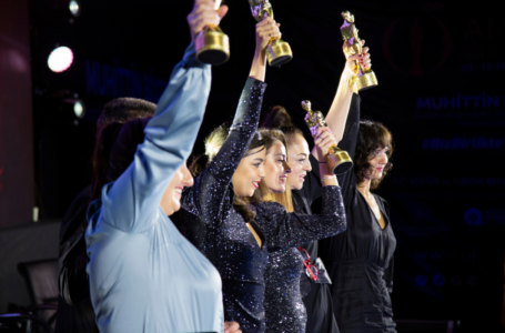 'Çatlak' filminin kadın oyuncuları