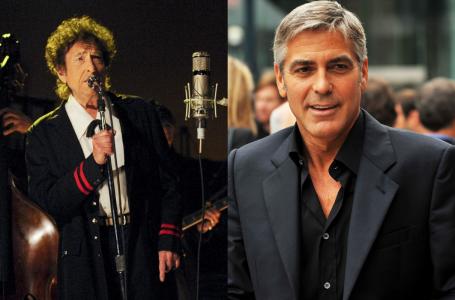 Bob Dylan ile George Clooney Birlikte Film Yapıyor
