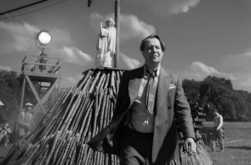 Mank Filminin Resmi Fragmanı Yayınlandı