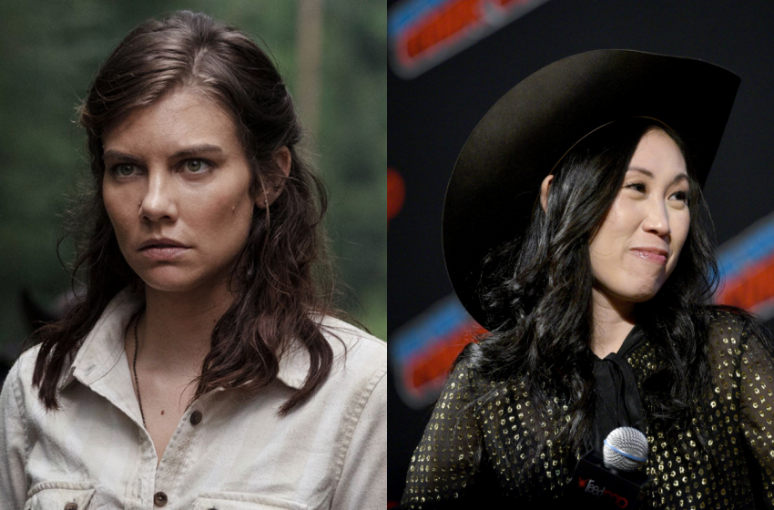 Lauren Cohan ve Angela Kang ile The Walking Dead Üzerine