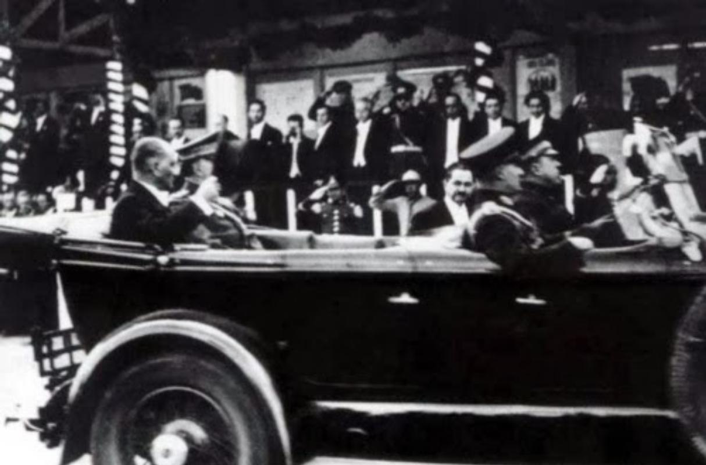 Mustafa Kemal Atatürk'Lü diziler ve filmler