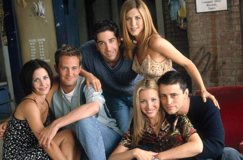 'Friends – Reunion' Bölümünün Çekimleri Mart 2021'de