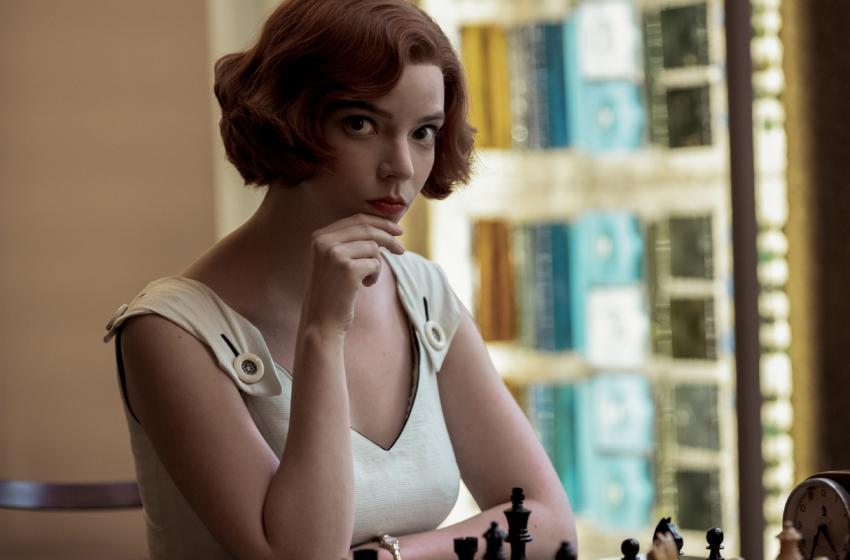 'The Queen's Gambit', En Çok İzlenme Rekoru Kırdı