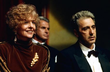 Diane Keaton, Yeni Godfather III'ü Anlattı