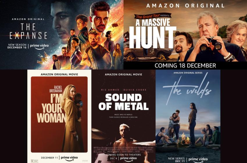 Amazon Prime Video Türkiye, Aralık Ayı Takvimini Açıkladı