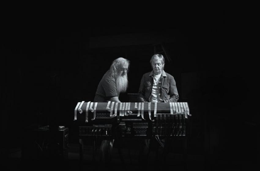 Paul McCartney & Rick Rubin, Belgesel Dizisi İçin Bir Arada