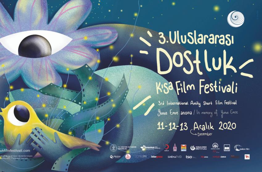 Uluslararası Dostluk Kısa Film Festivali için geri sayım başladı!
