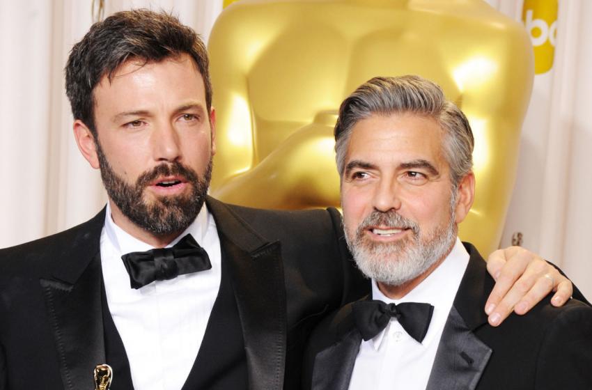 Ben Affleck, George Clooney'nin Yönettiği Filmde Rol Alacak