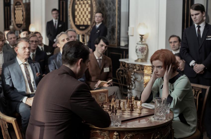 Kalben, 'Queen's Gambit'i Yazdı: Bir Kadın Olmak