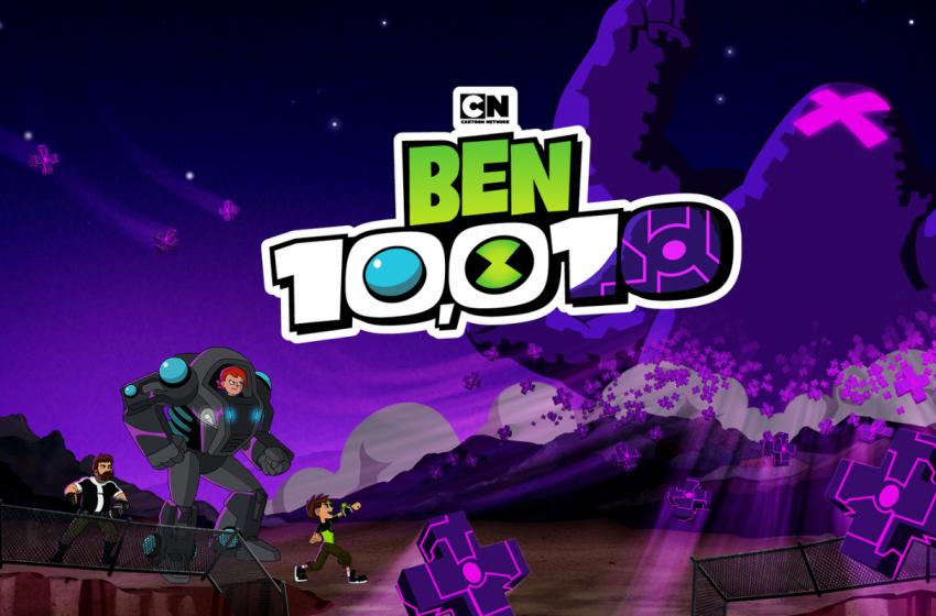 Ben 10'in Yeni Filmi Cartoon Network'te Çocuklarla Buluşuyor