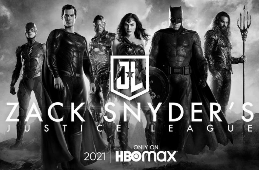 'Zack Snyder's Justice League'den İlk Tam Fragman Yayınlandı