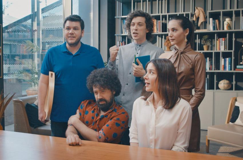 BluTV'nin Yeni Dizisi 'Acans'tan Yeni Tanıtım