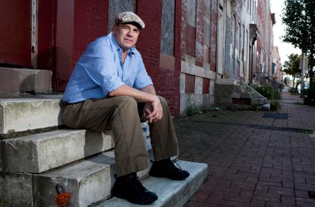 'The Wire' Dizisinin Yaratıcısı, Baltimore'a Geri Dönüyor