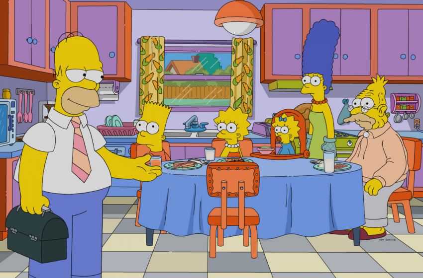 'The Simpsons', 33. ve 34. Sezon Onaylarını Aldı