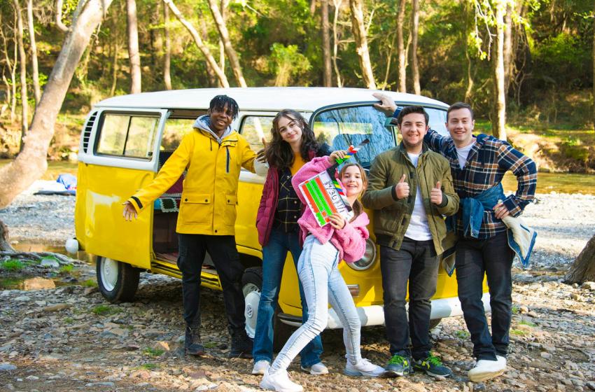 'Masal Şatosu: Peri Hırsızı', BluTV'nin İlk Özel Yapım Çocuk Dizisi Olacak